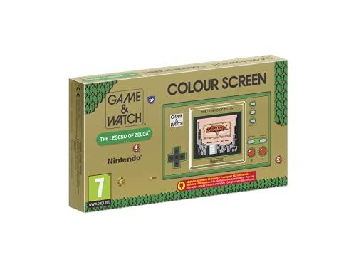 Game & whatch Zelda