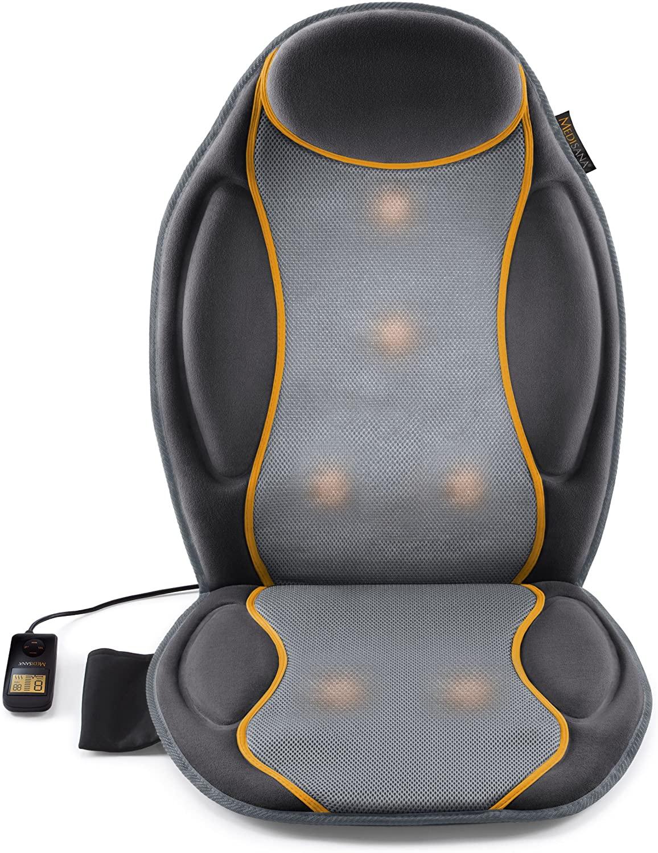 Medisana Funda de asiento para coche con calor y masaje