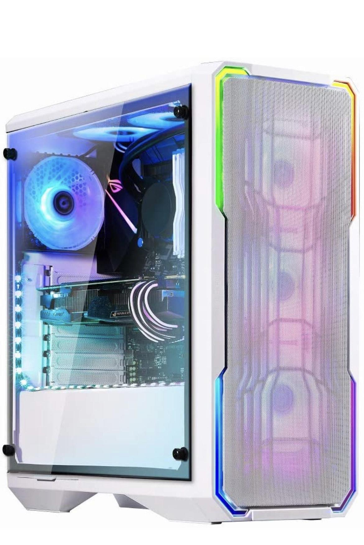 Caja ATX BitFenix Enso Mesh RGB