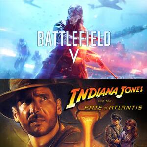 Quédate GRATIS el Battlefield V, Indiana Jones and the Fate of Atlantis y otros juegos (Agosto)