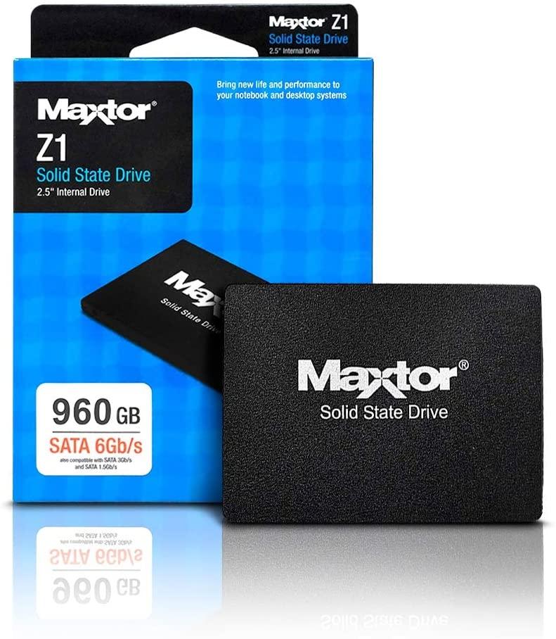 Maxtor Z1 SSD 960GB solo 61.8€