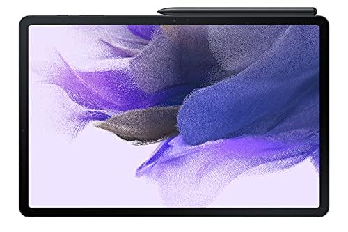 Samsung - Tablet Galaxy Tab S7 FE de 12,4 Pulgadas con 5G y Sistema Operativo Android 64GB Negra ES Version