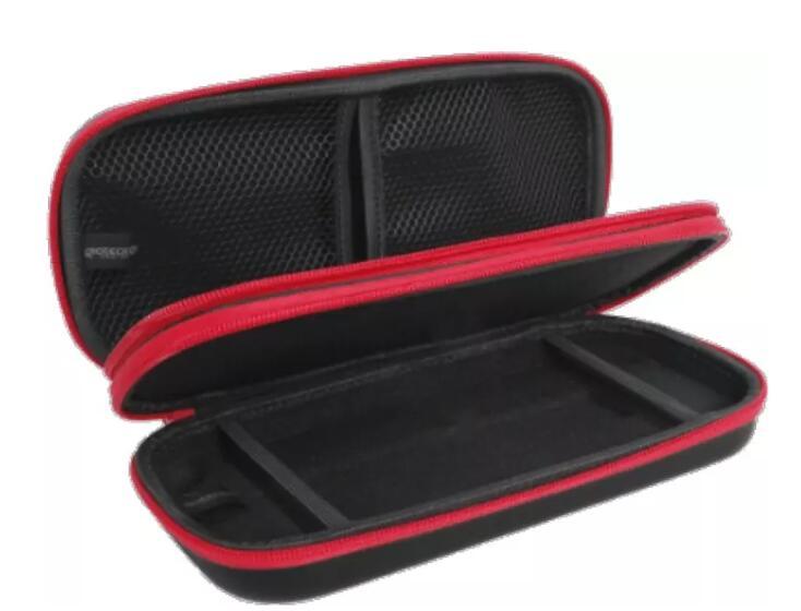 Funda - Giotek Premium Storage Case, Para Nintendo Switch, Negro