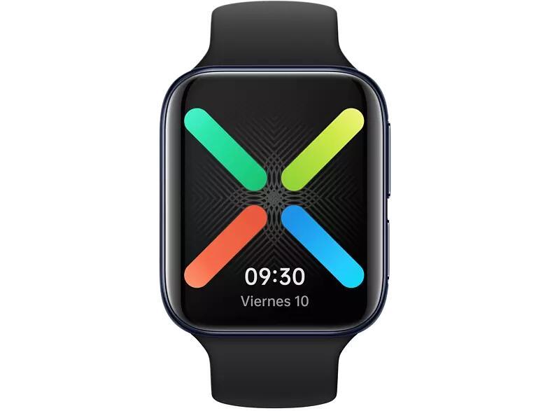 Smartwatch - OPPO Watch 46mm por 263 € // OPPO Watch 41 mm 159 €