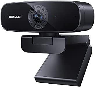 Webcam BCMASTER 1080P Full HD con micro y USB