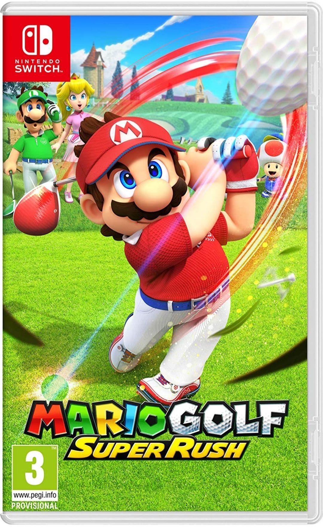 Mario Golf (Switch)