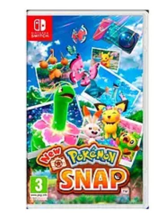 Nintendo Switch New Pokémon Snap