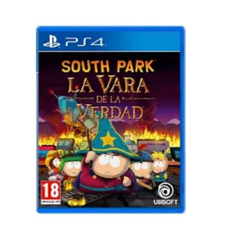 South Park La vara de la verdad PS4