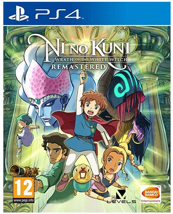 PS4 Ni no Kuni: La ira de la Bruja Blanca