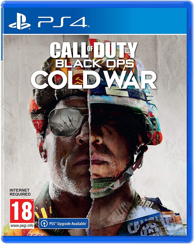 Call of Duty Black Ops Cold War PS4 (MediaMarkt)