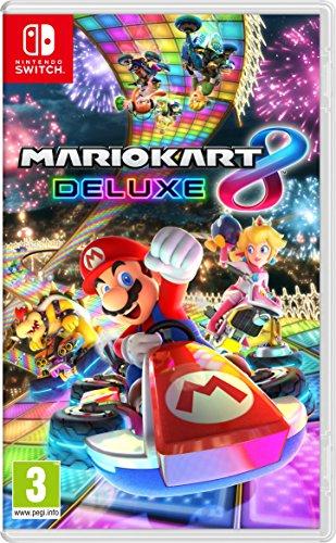 Mario Kart 8 Delux Nintendo Switch