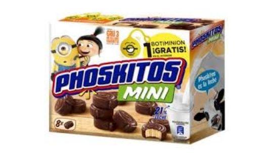 Mini Phoskitos solo 0,75€ en PRIMAPRIX