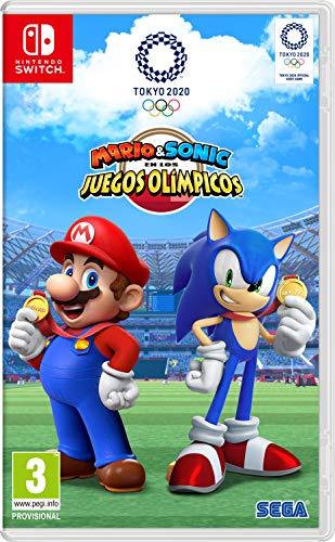 Mario & Sonic en las Olimpiadas de Tokyo 2020 - Nintendo Switch