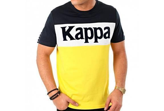 Camisetas al 30% dcto. Kappa Irwing para hombre