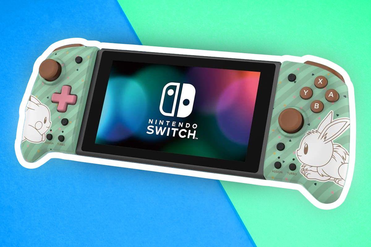 Mando Hori Split Pad Pro para Nintendo Switch