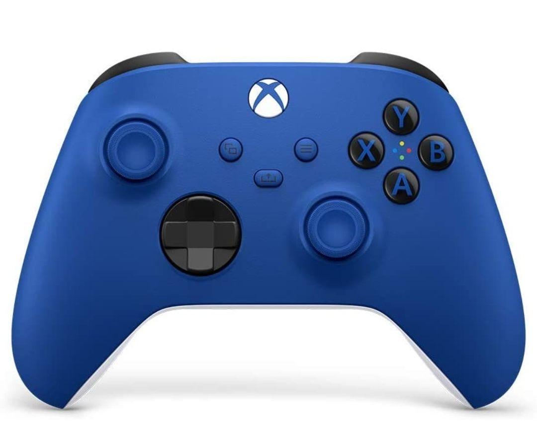 Mando Xbox - Shock Blue