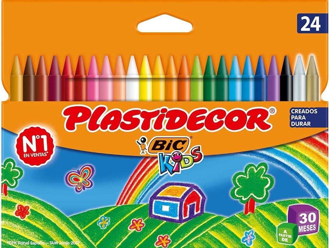 BIC Kids Ceras de Colores