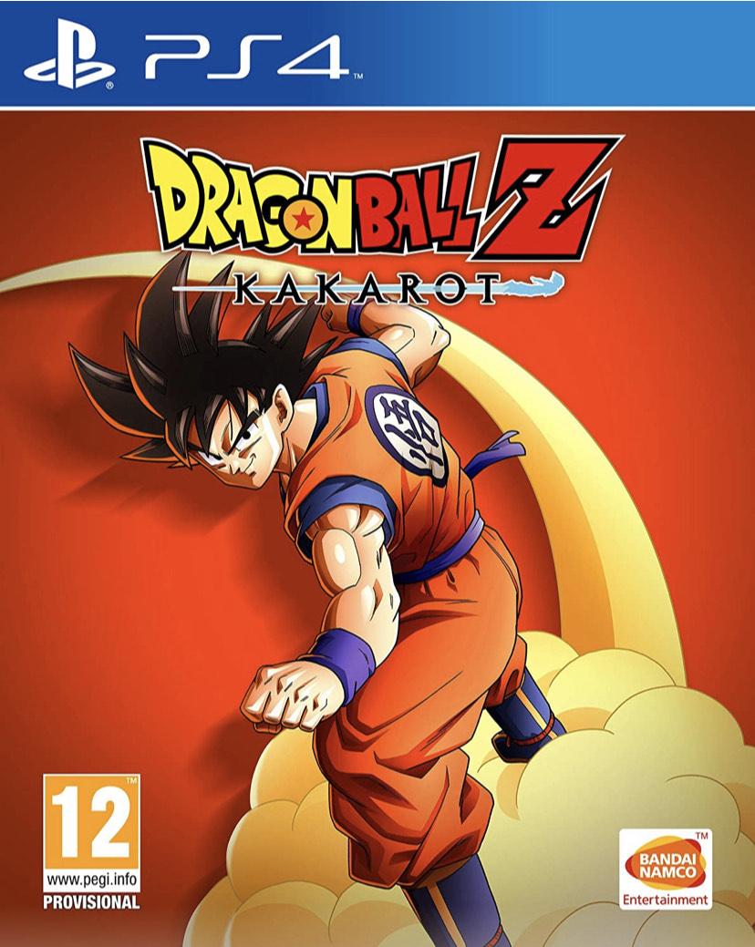 Dragon Ball Z: Kakarot PS4 & PS5