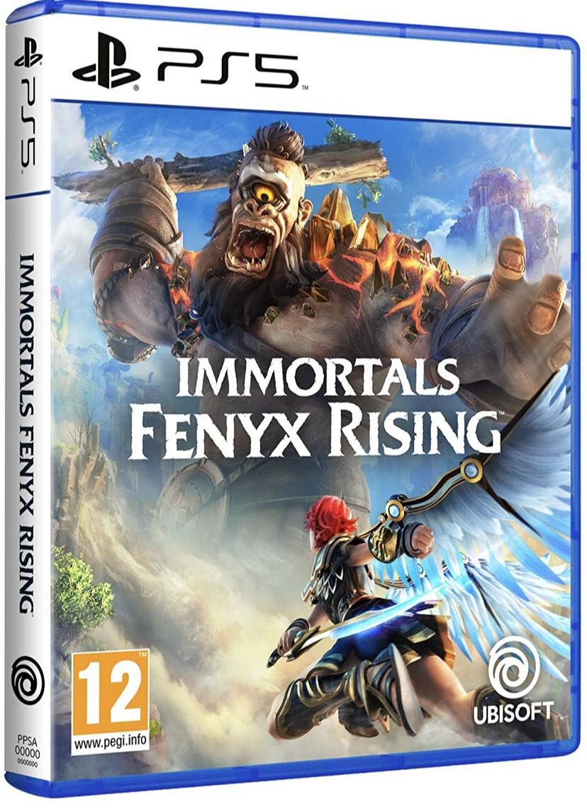 Immortals Fenyx Rising PS5 & PS4