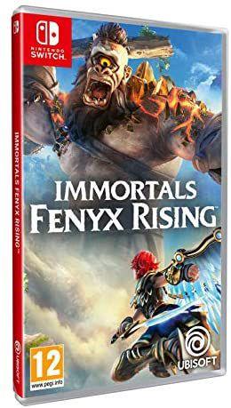 Immortals Fenyx Rising SWITCH y a 23,99€ para PS4/PS5