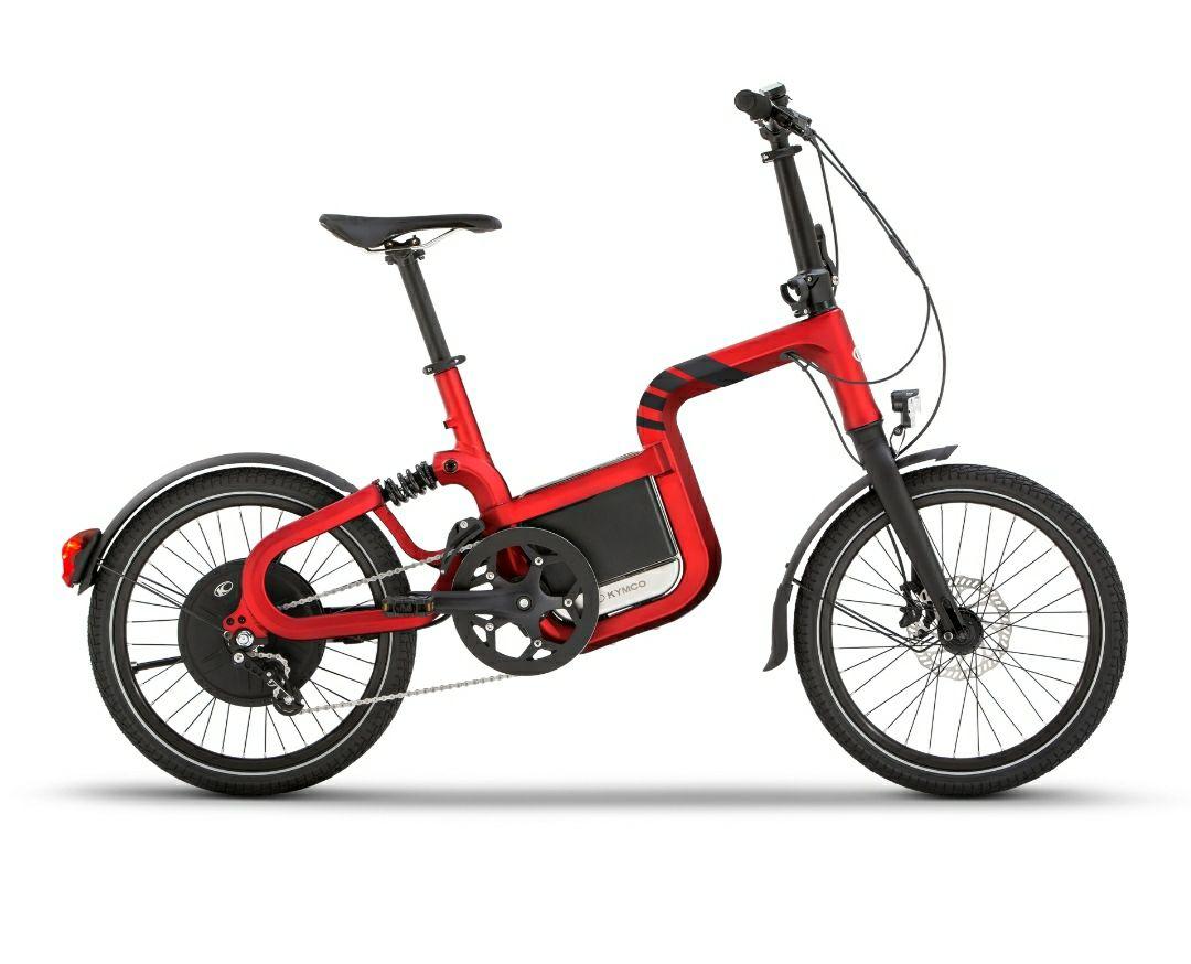 Bicicleta eléctrica Kymco Qlite