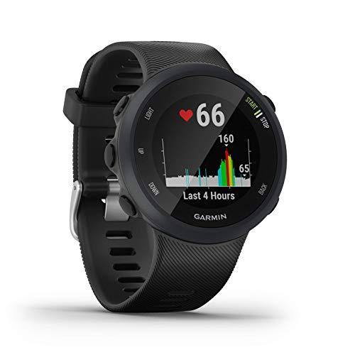 Garmin Forerunner 45 L/G - Reloj Multisport con GPS, Tecnología Pulsómetro Integrado, color Negro o Rojo tall L