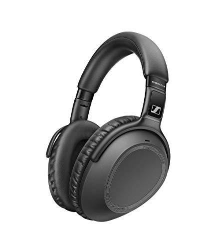 Auriculares inalámbricos - Sennheiser PXC 550 II, Bluetooth, Alexa integrada, Cancelación Ruido, Negro