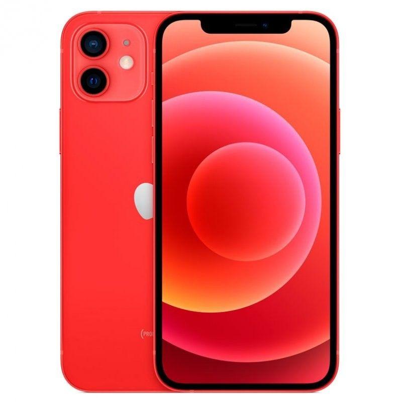Iphone 12 Red de 64GB