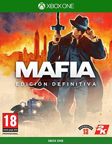 Mafia I Edición definitiva - Xbox One (Amazon)