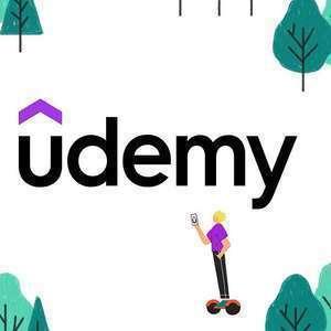 Cursos Photoshop, InDesign, C#, Excel, OBS, HTML, CSS y otros [Udemy]
