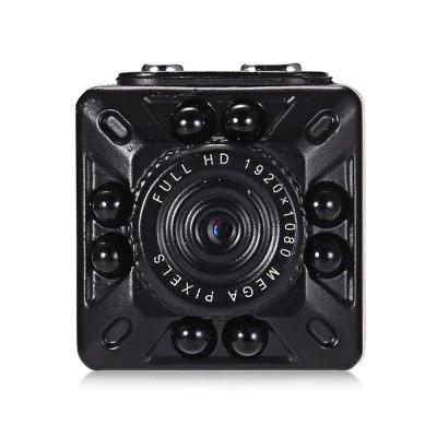 Mini cámara con detección de movimiento, visión nocturna, bateria...