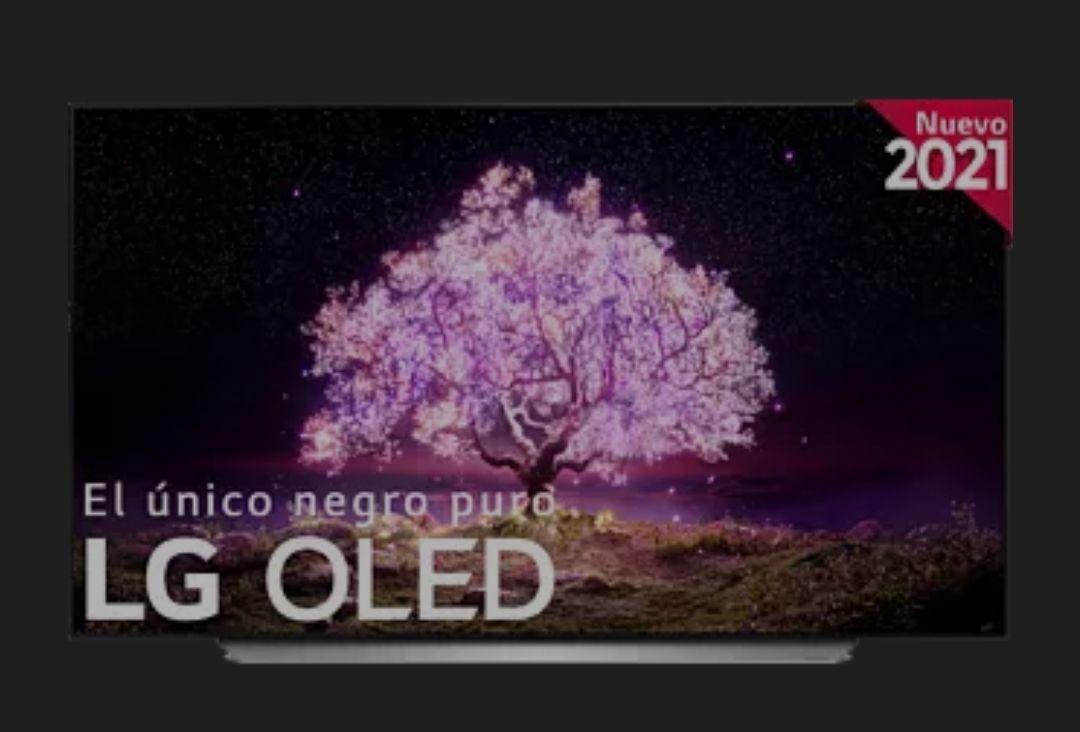 LG OLED65C15LA.AEU
