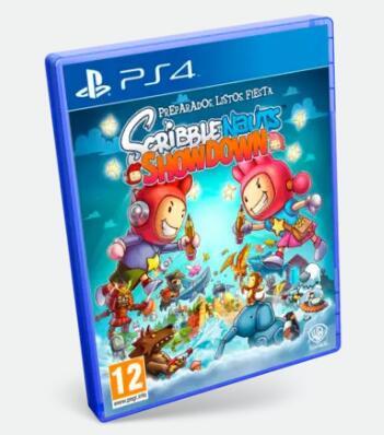 Scribblenauts Showdown [PS4]