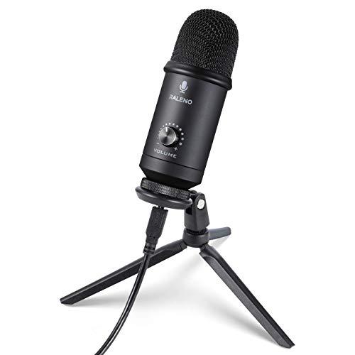 Micrófono para streaming Raleno