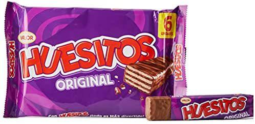 Huesitos Original 6X20g (compra recurrente)
