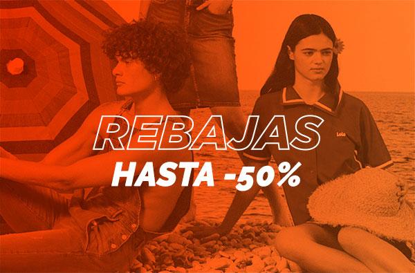 REBAJAS de hasta el 50% en la tienda oficial online de LOIS ESPAÑA