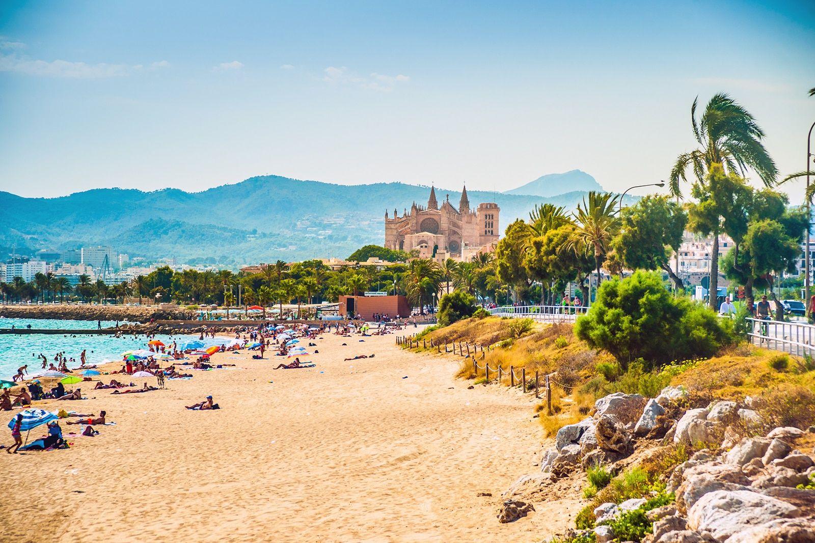 Vuelos Hacia Palma de Mallorca Ida + Vuelta Desde 15€