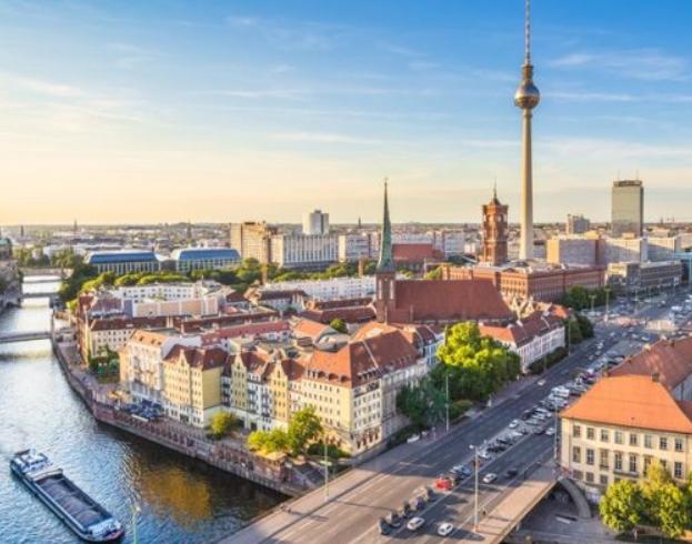 Fin de semana en Berlin 103€/p= 2 noches en hotel 4* y vuelos