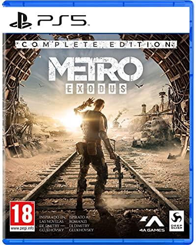 Metro Exodus Complete Edition para Playstation 5.