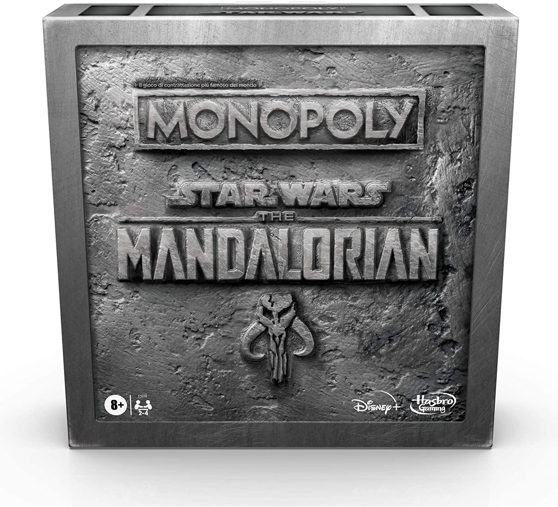 Monopoly The Mandalorian Star Wars
