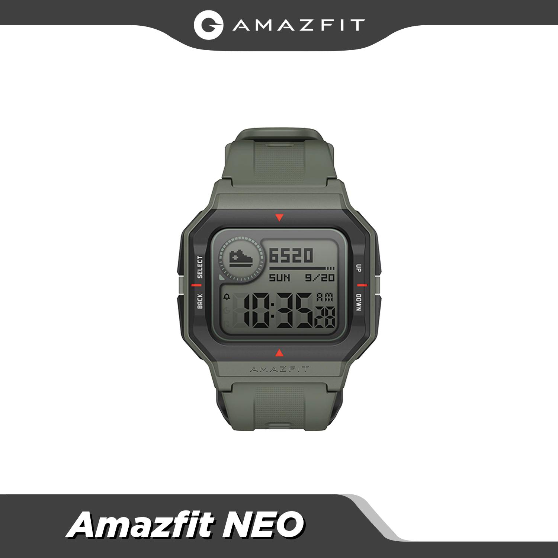 Amazfit Neo, hasta 5atm, 28 días de batería. Desde España.