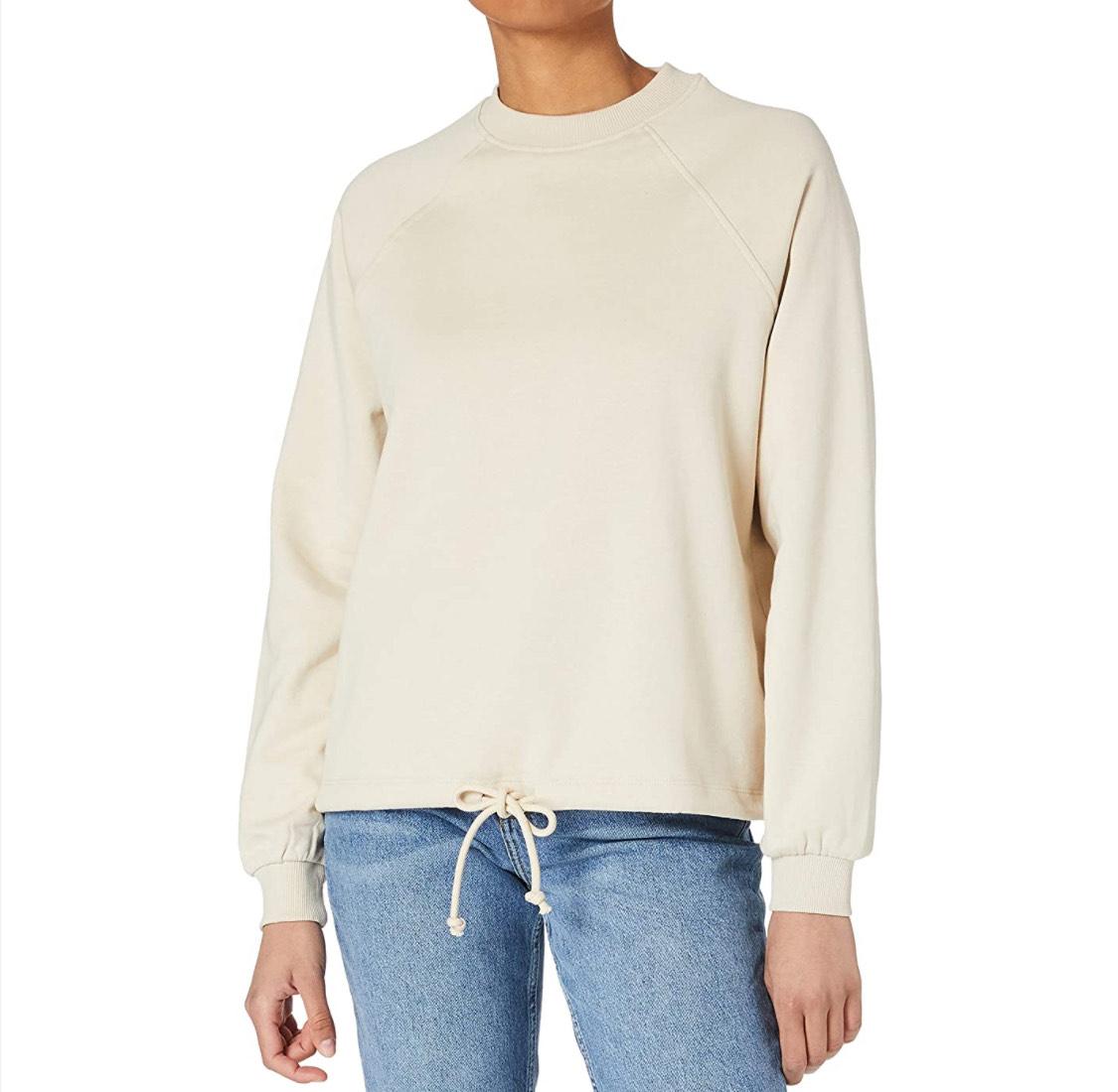 Sudadera algodón con cintura ajustable Vero Moda mujer talla S.