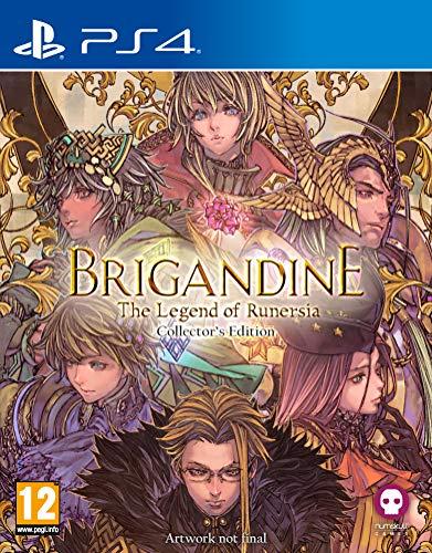 PS4 Brigandine - Collector's Edition (Tb en MM)