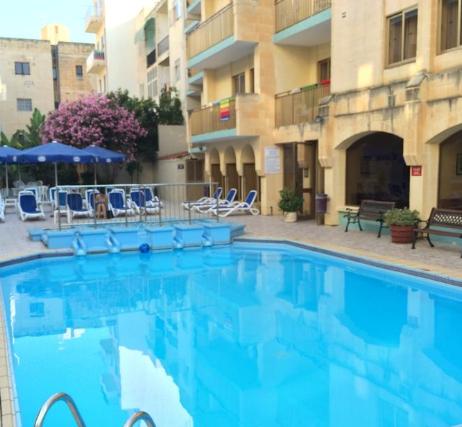 Malta 139€/p= 7 noches en hotel + vuelos