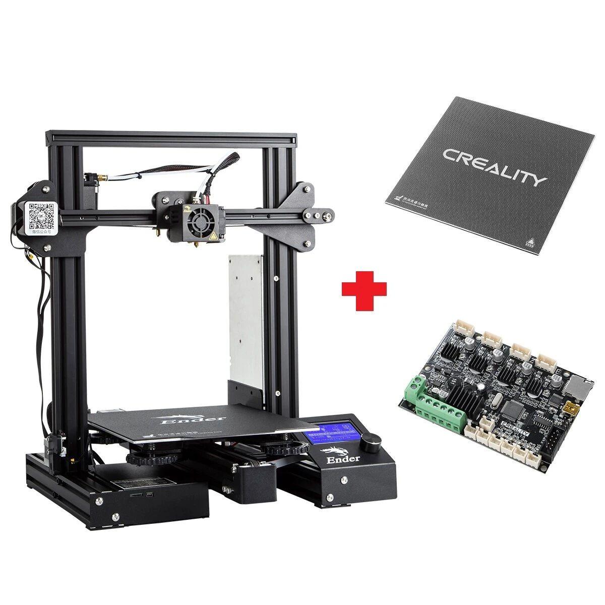 Impresora 3d Ender 3Xs (Desde España)