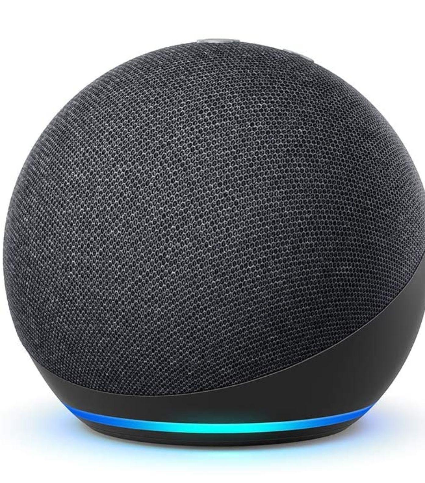 Echo Dot (4.ª generación)   Altavoz inteligente con Alexa   Antracita