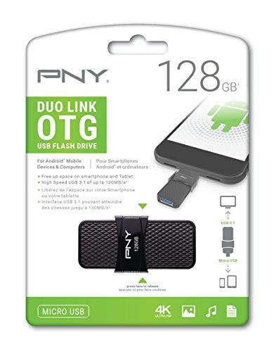 USB & MICRO USB de 128GB - 2.0/3.0 (3.1 Gen 1)