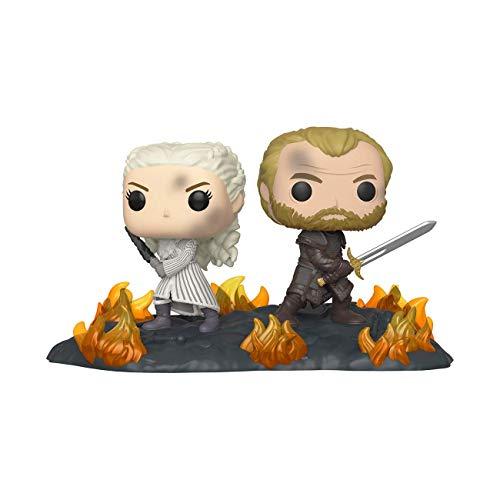 Funko Pop! Moment: Game of Thrones - Daenerys & Jorah