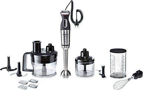 Batidora de mano Bosch 800W + set completo de accesorios