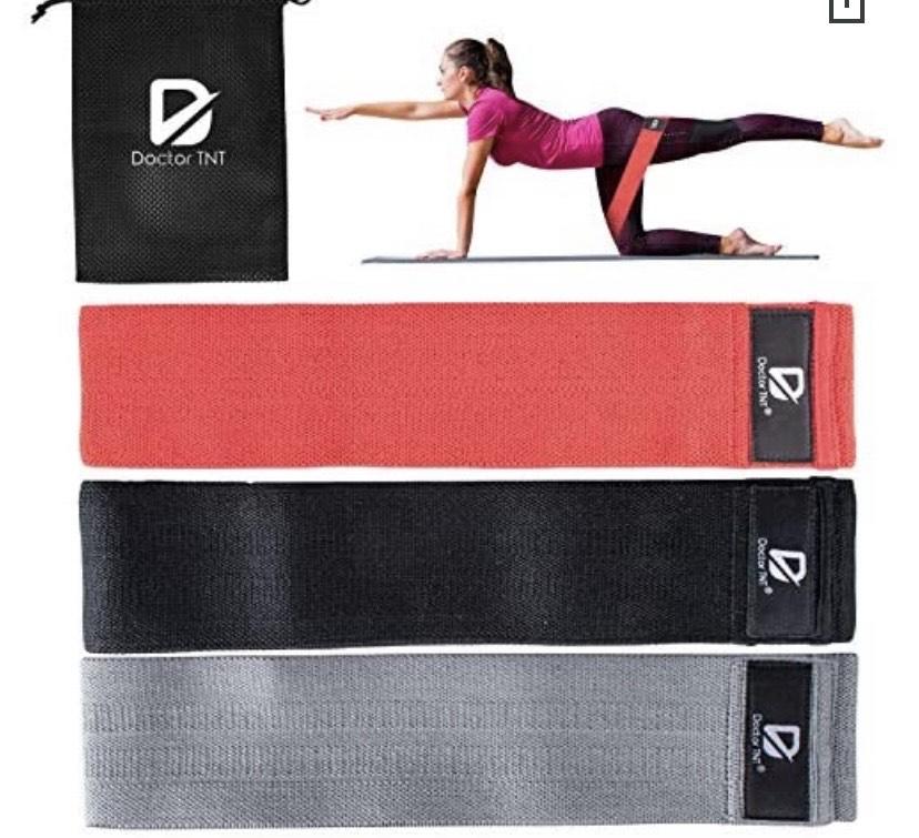Bandas Elásticas para Fitness